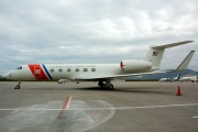 01, Gulfstream V, United States Coast Guard