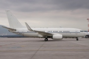 02-0042 , Boeing C-40B (737-700/BBJ), United States Air Force