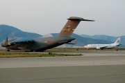 02-1100, Boeing C-17A Globemaster III, United States Air Force