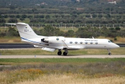 021, Gulfstream IV, Swedish Air Force