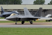 05-4101, Lockheed Martin F-22A Raptor, United States Air Force