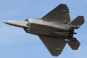 06-0108, Lockheed Martin F-22A Raptor, United States Air Force