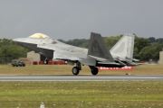 06-0128, Lockheed Martin F-22A Raptor, United States Air Force