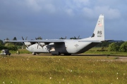 08-8607, Lockheed C-130J-30 Hercules, United States Air Force
