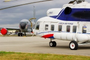 0834, Mil Mi-8S, Czech Air Force