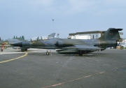 104658, Lockheed CF-104D Starfighter, Canadian Forces Air Command