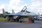 105, Mikoyan-Gurevich MiG-29A, Polish Air Force