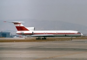 11-01, Tupolev Tu-154M, German Air Force - Luftwaffe
