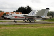 11, Ling-Temco-Vought F-8P Crusader, French Navy - Aviation Navale
