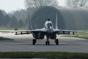 11, Mikoyan-Gurevich MiG-29UB, Bulgarian Air Force