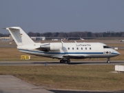 1205, Bombardier Challenger 600-CL-601, German Air Force - Luftwaffe