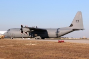 130607, Lockheed CC-130J-30 Hercules, Canadian Forces Air Command