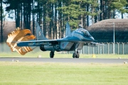 15, Mikoyan-Gurevich MiG-29UB, Polish Air Force