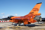 J-015, Lockheed F-16-AM Fighting Falcon, Royal Netherlands Air Force