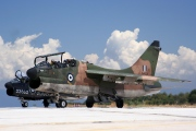 154424, Ling-Temco-Vought TA-7C Corsair II, Hellenic Air Force