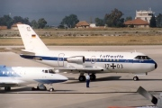 17-03, VFW-Fokker 614, German Air Force - Luftwaffe