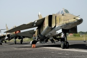 20-51, Mikoyan-Gurevich MiG-23BN, German Air Force - Luftwaffe