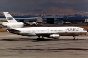 N3024W, McDonnell Douglas DC-10-30, World Airways