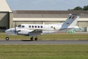 240, Beechcraft 200 Super King Air, Irish Air Corps