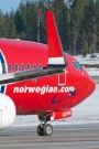 LN-DYH, Boeing 737-800, Norwegian Air Shuttle