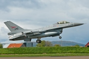 295, Lockheed F-16A CF Fighting Falcon, Royal Norwegian Air Force