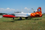 29913, Lockheed T-33A, Hellenic Air Force