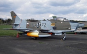 3272, Fiat G.91R-3, German Air Force - Luftwaffe