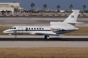 36, Dassault Falcon-50, French Navy - Aviation Navale
