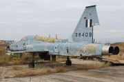 38409, Northrop F-5A Freedom Fighter, Hellenic Air Force