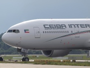 3C-LLS, Boeing 777-200LR, Ceiba International