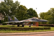 4111, Mikoyan-Gurevich MiG-29G, Polish Air Force