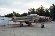 41614, Lockheed T-33A, Hellenic Air Force