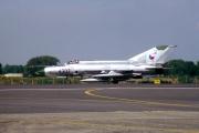 4307, Mikoyan-Gurevich MiG-21M, Czech Air Force