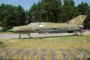 479, Mikoyan-Gurevich MiG-21SPS Fishbed F, East German Air Force