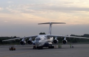 4K-AZ100, Ilyushin Il-76-TD-90VD, Silk Way Airlines
