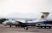 4K-AZ14, Ilyushin Il-76-TD, Azerbaijan Airlines