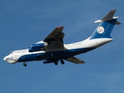 4K-AZ31, Ilyushin Il-76-TD, Silk Way Airlines