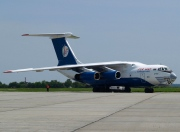 4K-AZ40, Ilyushin Il-76-TD, Silk Way Airlines