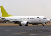 4L-AJE, Boeing 737-500, Sudan Airways