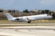 4L-TGG, Bombardier CRJ-200LR, Georgian Airways