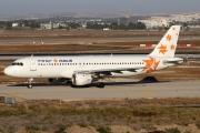 4X-ABD, Airbus A320-200, Israir