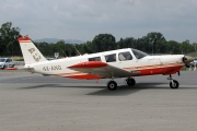 4X-ANG, Piper PA-32-260 Cherokee Six, Gur Aviation