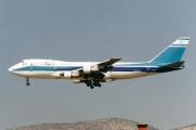 4X-AXF, Boeing 747-200C, EL AL