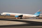 4X-BAW, Boeing 757-300, Arkia Israeli Airlines