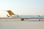 4X-COI, Bombardier Global 5000, Private