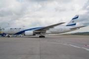 4X-ECA, Boeing 777-200ER, EL AL