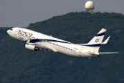 4X-EKI, Boeing 737-800, EL AL