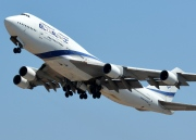 4X-ELA, Boeing 747-400, EL AL