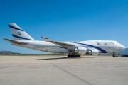 4X-ELD, Boeing 747-400, EL AL