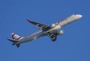 4X-EMA, Embraer ERJ 190-200LR (Embraer 195), Arkia Israeli Airlines